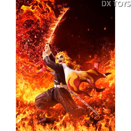 Demon Slayer: Kimetsu no Yaiba Kyojuro Rengoku