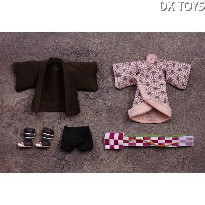 Demon Slayer: Kimetsu no Yaiba Nendoroid Doll: Outfit Set (Nezuko Kamado)