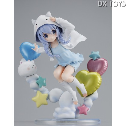 Is the Order a Rabbit? BLOOM Chino Tippy Hoodie Ver.